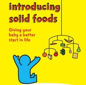 Introducing solid foods