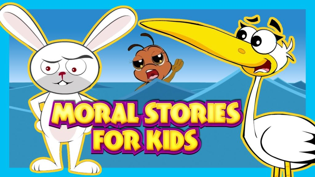 10 Best Short Moral Stories for Kids | Inspirational Stories