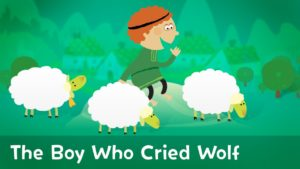 The boy who cried wolf: moral stories for kids