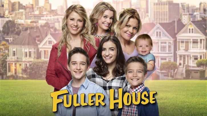 Fuller House: tv shows on netflix