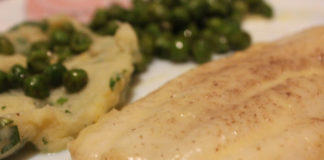 Pan Fried Basa