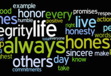 top 10 moral values