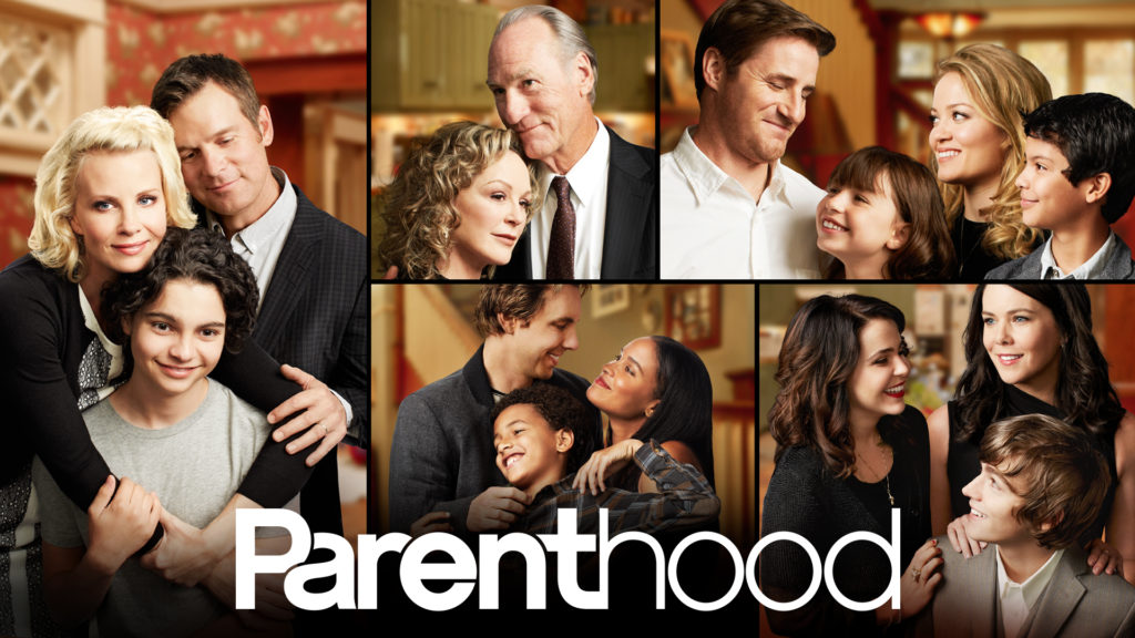 Tv shows on netflix: Parenthood