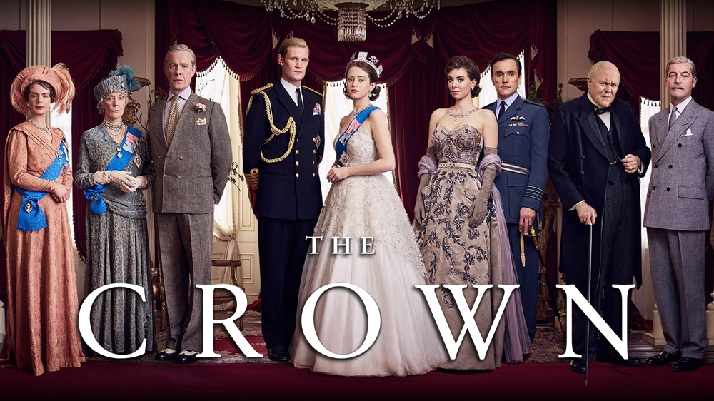 Best Tv shows on netflix: The Crown